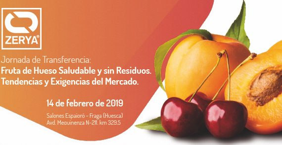 ZERYA vous invite à Fruit Attraction 2018