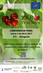 Final Conference of the LIFE ZERO RESIDUES Project in Zaragoza