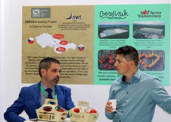 Libre de residuos de pesticidas en Chequia y Eslovaquia