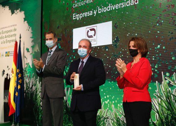 ZERYA, entre las mejores empresas en sostenibilidad y cuidado del medio ambiente