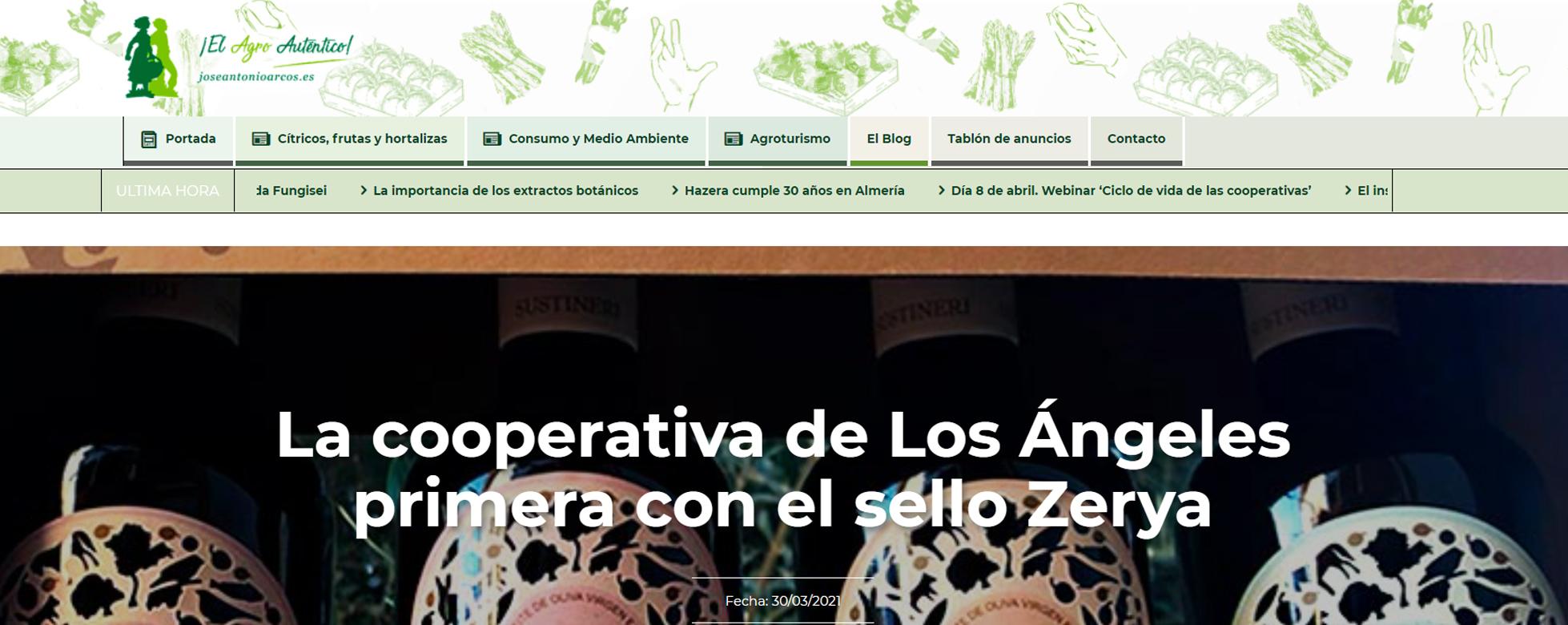 El Agro Auténtico habla del aceite 'Sustineri'